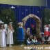 Jasełka i pożegnanie z panią Elżbietą Mamińską
