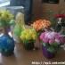 Warsztaty tworzenia kwiatów z bibuły