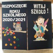 Początek Roku Szkolnego 2020/2021