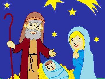 Kartki Bożonarodzeniowe klas IV