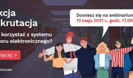 Webinarium dla Kandydatów do szkół ponadpodstawowych